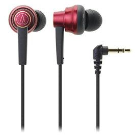 audio-technica CKR Series カナル型イヤホン 限定レッドカラー ATH-CKR7LTD