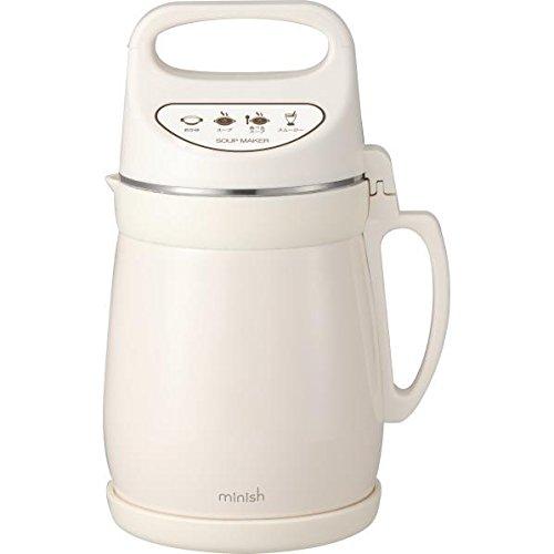 ミニッシュ スープメーカー 真空ポット900 DSMW-148 (アイボリー)