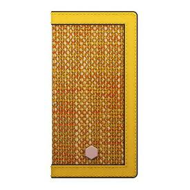 【日本正規代理店品】SLG Design iPhone 6s Plus/6 Plus レザーケース 本革 D5 Edition Calf Skin Leather Diary イエロー ダイアリータイプ SD4857i6P