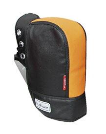 大久保製作所 バイク用 [ F-1スマート ] 防寒ハンドルカバー (オレンジ) F1SM-3650