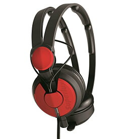 Superlux 密閉型多目的 ヘッドホン レッド HD562 Red