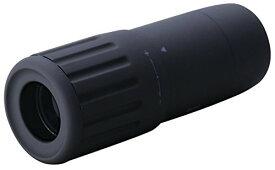 レイメイ藤井 単眼鏡 コンパクトタイプ 8倍 ブラック RXM304B