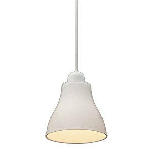 アイリスオーヤマ LEDペンダントライト LED電球セット Lapin ガラス調 Sサイズ クリアホワイト PL5L-E17CG1‐W