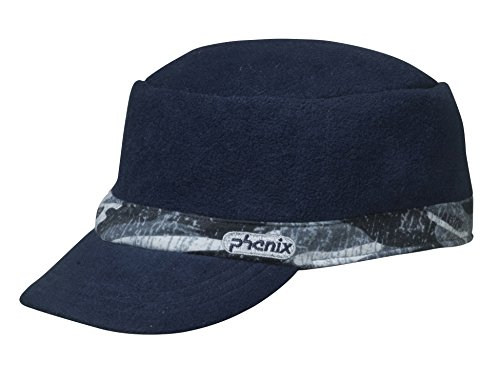 (フェニックス)phenix Fleece Work Cap PH558HW10 NV ネイビー M
