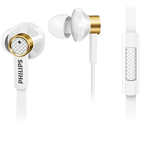 Philips TX2WT マイクホワイト TX2 と耳のヘッドフォンで [並行輸入品]