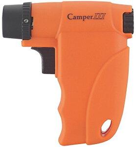 WINDMILL(ウィンドミル) ガスライター キャンパー3 バーナーフレーム オレンジ W13-0002