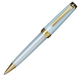 セーラー万年筆 油性ボールペン 四季織々 0.7mm 16-0719-201 春空