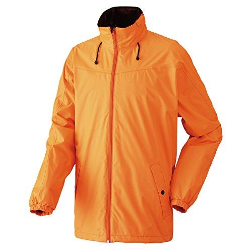 ロゴス リプナー 防水ジャケット・ルディ 30787561 フラッシュオレンジ LL