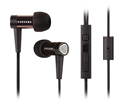 Creative Aurvana In-Ear2 Plus クリエイティブ アルバナ インイヤー2 プラス バランスドアーマチュア ドライバー搭載 マイク付 高音質 イヤホン HS-AVNIE2P
