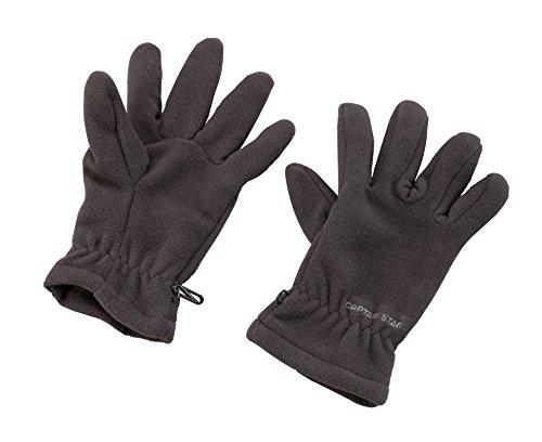 キャプテンスタッグ アウトドア用 手袋 フリースグローブ 防寒