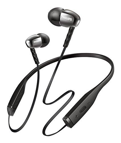 PHILIPS Bluetoothインナーイヤーヘッドホン SHB5950BK