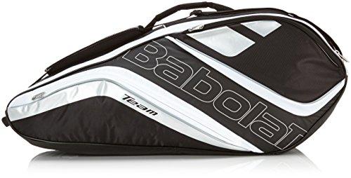 BabolaT(バボラ) テニス ラケットバッグ (BB 751121) シルバー