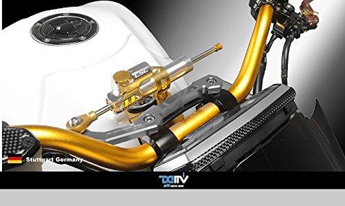 Dimotiv DMV 28mm ハンドルバー H120mm W734mm ゴールド(28mm Touring Standard) DI-28H120W734-G