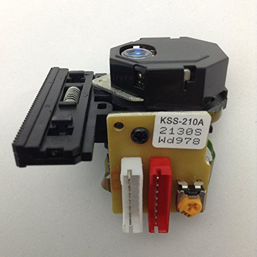 CDピックアップ SONY KSS-210A 光 ピックアップ 光学レンズ ソニー 交換 修理 部品 互換品 (KSS-210A)