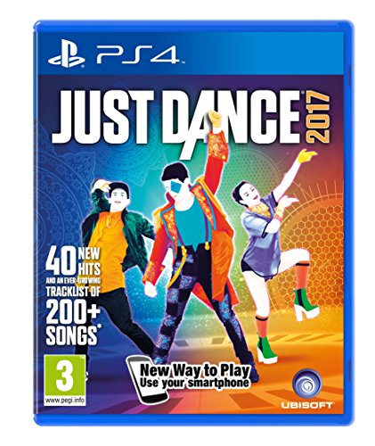 Just Dance 2017 (PS4) (輸入版)