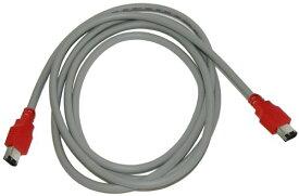 Unibrain FireWire cable. 6 pin - 6 pin. 2 m 11815