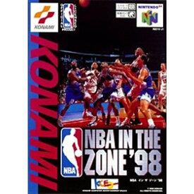 NBA IN ZONE'98