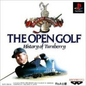 THE OPEN GOLF