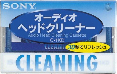 SONY オーディオヘッドクリーニングカセット(乾式) C-1KD