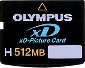 OLYMPUS xDピクチャーカード TypeH 512MB[M-XD512H]