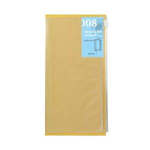 トラベラーズノート traveler's notebook リフィル ジッパーケース 008 14302006