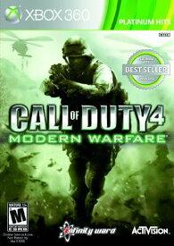 Call of Duty 4 Modern Warfare (輸入版:北米・アジア)