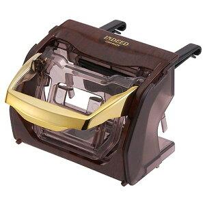 カーメイト 車用 ドリンクホルダー ドリンク 携帯 ウッド INDEED DE151