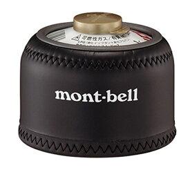 モンベル(mont-bell) プロテクター カートリッジチューブプロテクター250 ブラック 1124318 BK 1124318