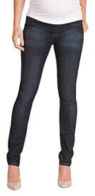 Seraphine セラフィン マタニティパンツ Amiah アンダーバンプマタニティパンツスキニージーンズ イギリスサイズ14 ヴィンテージウォッシュ