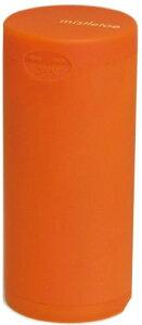 ドリームズ 携帯灰皿 ポケット アッシュトレイ ラバー ハニカム 6本収納 オレンジ MDL45093