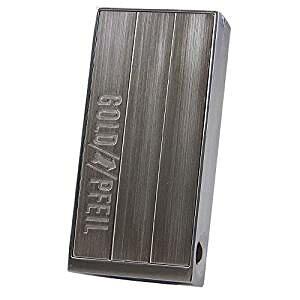 GOLD PFEIL(ゴールドファイル) 携帯灰皿 ダイヤシルバー GP-5001DS[un]