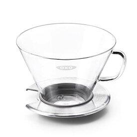 OXO ガラスコーヒードリッパー 2-4杯用[un]
