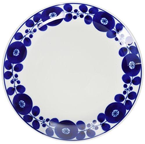 白山陶器 BLOOM ブルーム リース プレート L(23.5cm皿)