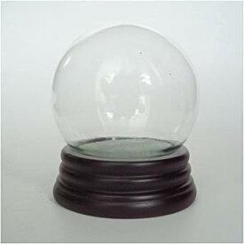 スノードーム自作キット ガラス製 LLサイズ[un]