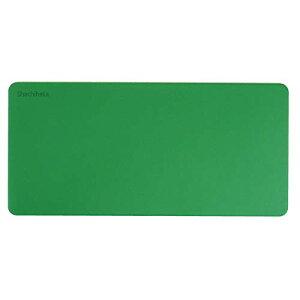 シャチハタ 捺印マット 印マット4 IM-1 小型 210×100×4.1ミリ グリーン[un]