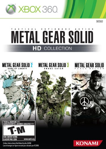 Metal Gear Solid HD Collection (輸入版:北米)