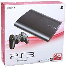 PlayStation 3 チャコール・ブラック 250GB (CECH-4200B)[un]