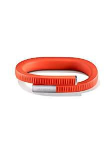 【日本正規代理店品】UP24 by Jawbone ライフログ リストバンド 活動量計 ( アプリ連動 / Bluetooth 同期 / パーシモン / サイズ M ) JL01-16M-JP[un]