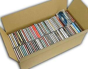 VillageBox ダンボール CD〜100枚用 (10枚セット)[un]