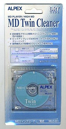 ALPEX MD Twin Cleaner 乾式MDクリーナー
