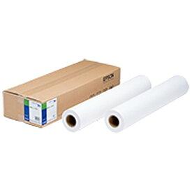 セイコーエプソン MAXART用 普通紙ロール[厚手]/約1118mm幅×50m(2本入り)/44インチ EPPP9044