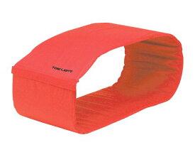 TOEI LIGHT(トーエイライト)TキャタピラーSS360 赤 B2243R 赤のみ 単色1ヶ販売 マジックベルト連結式