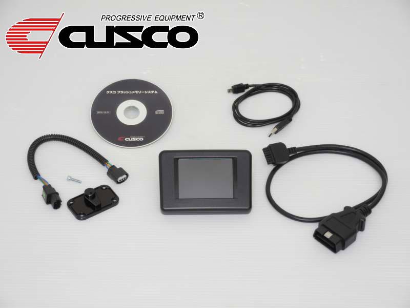 [CUSCO]ZC6 BRZ(前期_〜H28/7)用フラッシュメモリーシステム(CUSCOスーパーチャージャー専用)【965 720 FS】