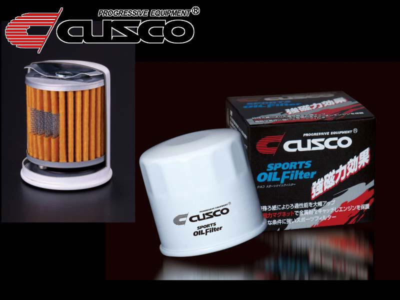 [CUSCO]ZC6 BRZ用スポーツ オイルフィルター【00B 001 E】