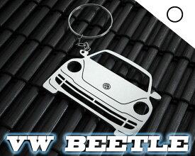 [Volkswagen]VW ニュービートル型キーリング