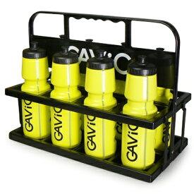 ガビック(gavic) スクイズボトルイエロー8本+キャリーセット