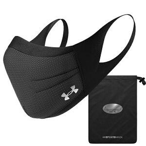 アンダーアーマー under armour Sports Mask ブラック 1368010