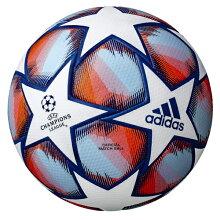 サッカーボール5号球アディダスadidas2020-2021フィナーレUEFAチャンピオンズリーググループリーグ公式試合球af5400