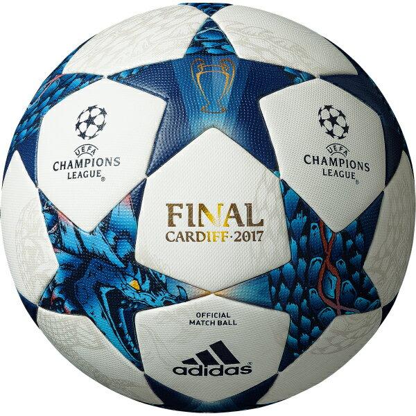 サッカーボール5号球 アディダス adidas フィナーレ UEFA チャンピオンズリーグ 2016-2017 公式試合球