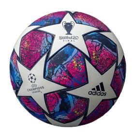 サッカーボール5号球 アディダス adidas 2019-2020 フィナーレ イスタンブール UEFA チャンピオンズリーグ ベスト16-決勝 公式試合球 af5400